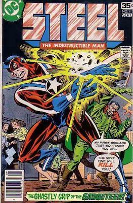 Steel Vol. 1 (Comic Book) #4
