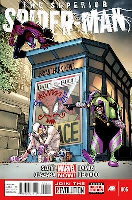 The Superior Spider-Man (Vol. 1 2013-2014) #6