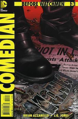 Before Watchmen: Comedian (Grapa) #3