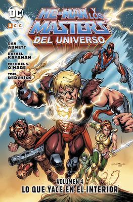 He-Man y los Masters del Universo #4
