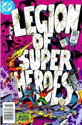 Legion of Super-Heroes Vol. 2 (1980-1987) (Comic-book) #293