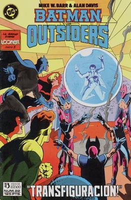 Batman y los Outsiders / Los Outsiders (1986-1988) (Grapa, 34 páginas) #22