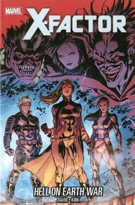 X-Factor Vol 3 (Hardcover) #20