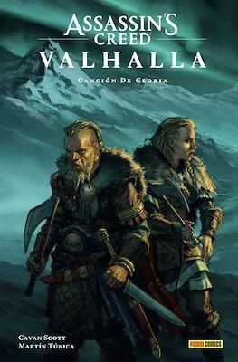 Assassin's Creed Valhalla: Canción de Gloria (Cartoné 72 pp)