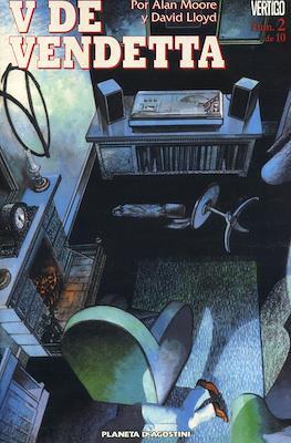 V de Vendetta (Grapa, 32 páginas (2006)) #2