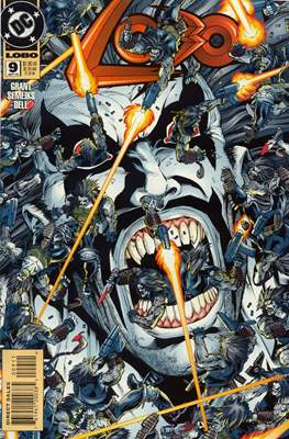 Lobo Vol. 2 (1993 - 1999 Grapa) #9