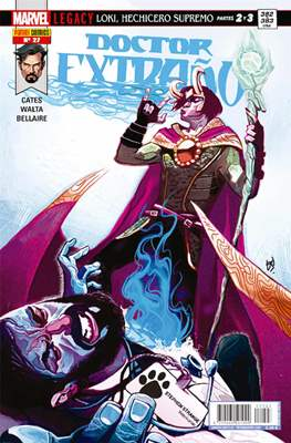 Doctor Extraño (2016-) (Grapa) #27