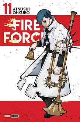 Fire Force (Rústica) #11