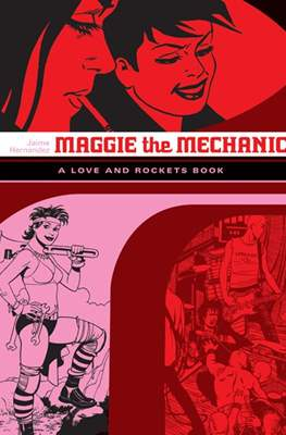 Love and Rockets Library