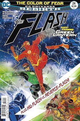 The Flash Vol. 5 (2016-2020) (Comic Book) #24
