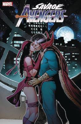 Savage Avengers (Comic Book) #11