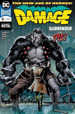 Damage (2018) (Comic Book) #9