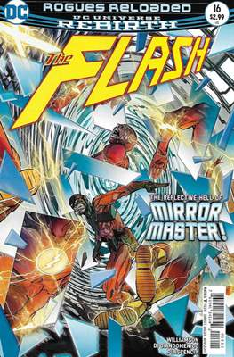 The Flash Vol. 5 (2016-2020) (Comic Book) #16