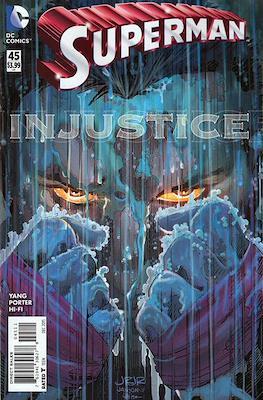 Superman Vol. 3 (2011-2016) (Comic Book) #45