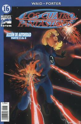 Los 4 Fantásticos Vol. 5 (2003-2004) (Grapa, 24 páginas) #16