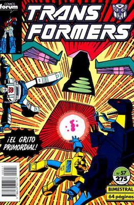 Transformers (Grapa 32-64 pp) #57