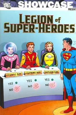 Showcase Presents: The Legion of Superheroes (Rústica) #1