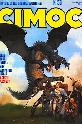 Cimoc (Grapa 60-132 pp) #58