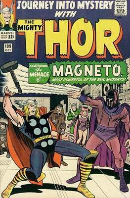 Journey into Mystery / Thor Vol 1 (Comic Book) #109