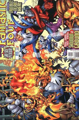 Fantastic Four Vol. 3 (Comic Book) #12