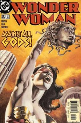 Wonder Woman Vol. 2 (1987-2006) (Comic Book) #213