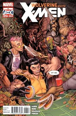 Wolverine and the X-Men Vol. 1 (Comic-Book) #6