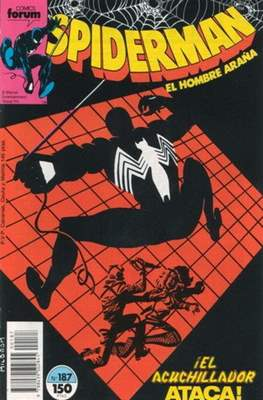 Spiderman Vol. 1 / El Espectacular Spiderman (1983-1994) (Grapa 32-48 pp) #187