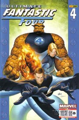 Ultimate Fantastic Four (Grapa 48 pp) #4
