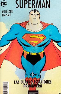 Superman. Las cuatro estaciones (Grapa) #1