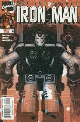 Iron Man Vol. 3 (1998-2004) #20