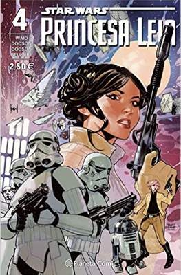 Star Wars: Princesa Leia (2015) (Grapa 32 pp) #4