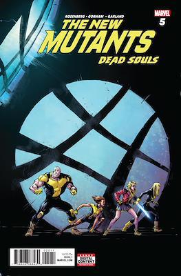 The New Mutants: Dead Souls (Comic-book) #5