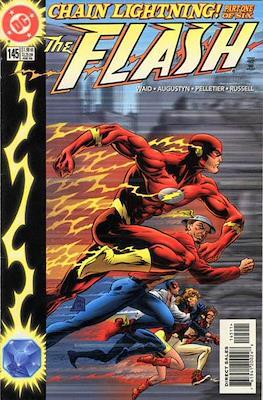 The Flash Vol. 2 (1987-2006) (Comic Book) #145