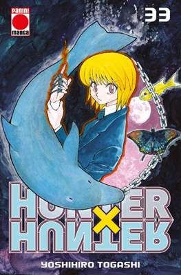 Hunter x Hunter #33