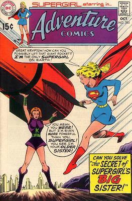 New Comics / New Adventure Comics / Adventure Comics (1935-1983; 2009-2011) (Saddle-Stitched) #385