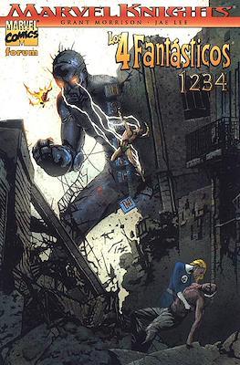 Los 4 Fantásticos: 1234. Marvel Knights