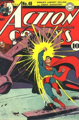 Action Comics Vol. 1 (1938-2011; 2016-) (Comic Book) #48