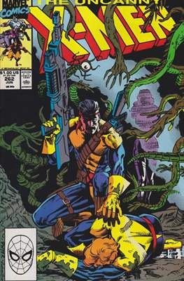The Uncanny X-Men (1963-2011) (Comic-Book) #262