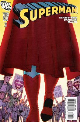 Superman Vol. 1 / Adventures of Superman Vol. 1 (1939-2011) (Comic Book) #703