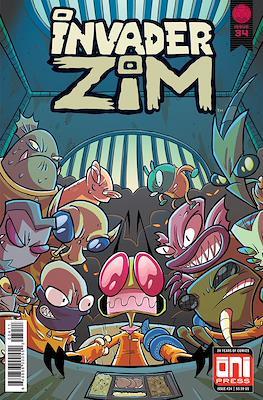 Invader Zim (Comic Book) #34