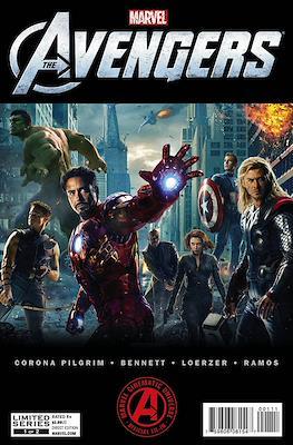 Marvel's The Avengers (2014) (Grapa) #1