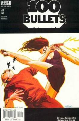 100 Bullets (Comic Book) #18