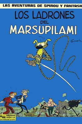 Las aventuras de Spirou y Fantasio #3