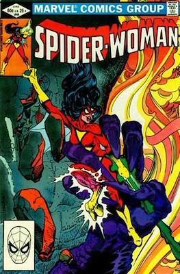 Spider-Woman (Vol. 1 1978-1983) (Comic Book) #44