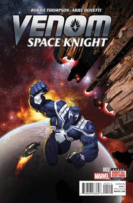 Venom: Space Knight (Comic Book) #2