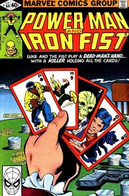Hero for Hire / Power Man Vol 1 / Power Man and Iron Fist Vol 1 (Comic-Book) #64