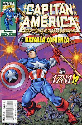 Capitán América: Centinela de la libertad (1999-2000) #7