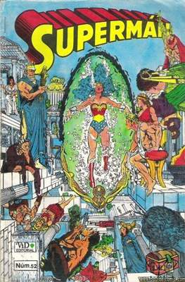 Superman Vol. 1 (Grapa. 1986-2001) #52