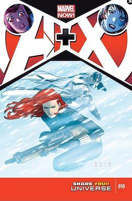 A+X (Comic-Book) #10