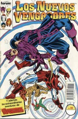 Los Nuevos Vengadores Vol. 1 (1987-1994) (Grapa 32 pp) #19